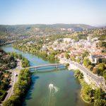 Lyon photographie photographe aparisi drone Saône