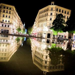 Lyon photographie photographe aparisi reflet