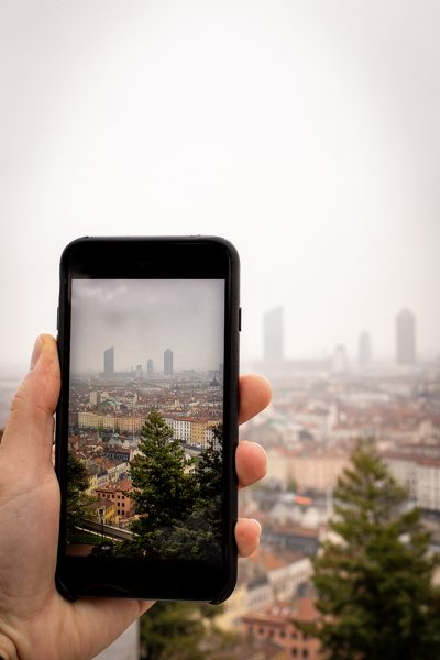 Lyon photographie photographe aparisi iPhone fourvière