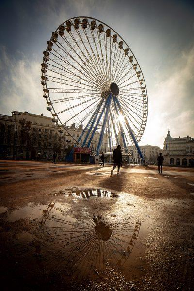 Lyon photographie photographe aparisi place bellecour