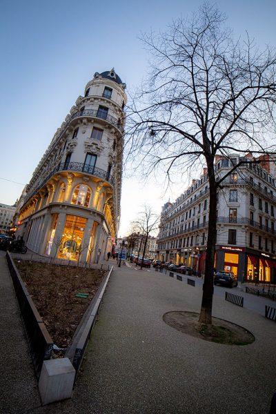 Lyon photographie photographe aparisi perspective flat iron