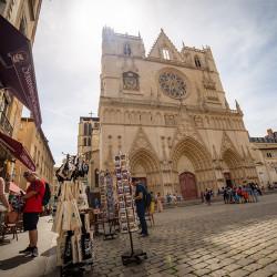 Cathédrale Saint-Jean Vieux Lyon
