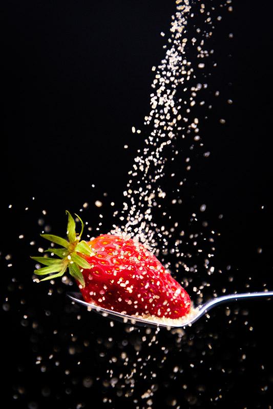 Sucrer une fraise